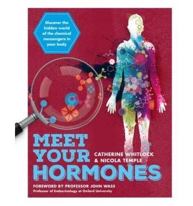 Книжка Meet Your Hormones Catherine Whitlock, Nicola Temple ISBN 9781788400770