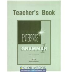 Enterprise 1 Grammar Teacher's