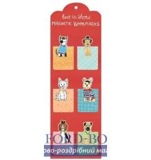 Закладка Best in Show Magnetic Bookmarks