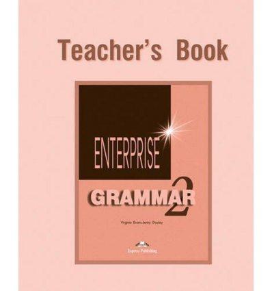 Enterprise 2 Grammar Teacher's