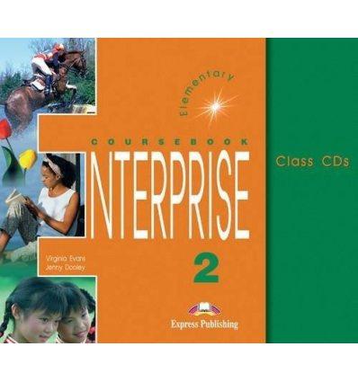Enterprise 2 Class Audio CDs (Set of 3)