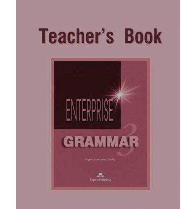 Enterprise 3 Grammar Teacher's