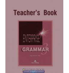 Enterprise 3 Grammar Teacher's