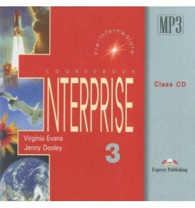 Enterprise 3 Class Audio CDs (Set of 3)