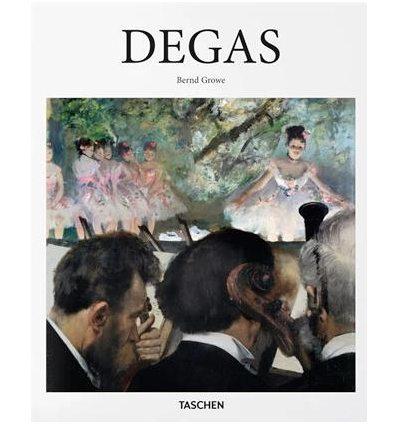 Книжка Degas Bernd Growe ISBN 9783836532716