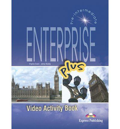 Enterprise Plus Video Activity Book