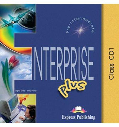 Enterprise Plus Class Audio CDs (Set of 5)