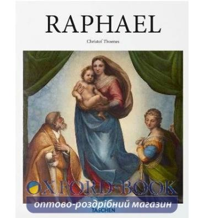 Книжка Raphael Christof Thoenes ISBN 9783836532426