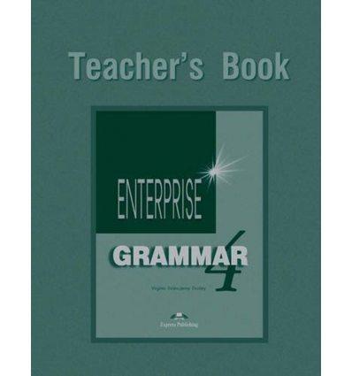 Enterprise 4 Grammar Teacher's