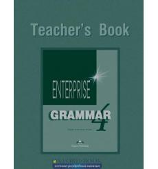 Enterprise 4 Grammar Teacher's