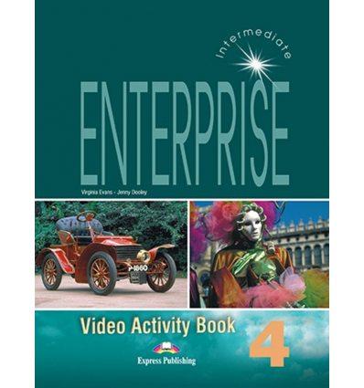 Enterprise 4 Video Activity Book
