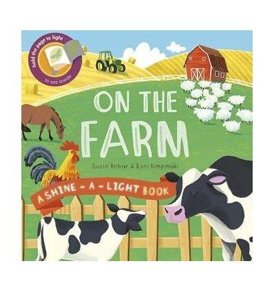 Книжка On the Farm Essi Kimpimaki, Susie Behar ISBN 9781782405245