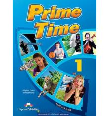 Книга для учителя Prime Time 1 teachers book ISBN 9781780984445