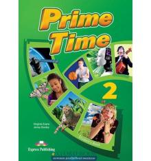 prime time 2 students book