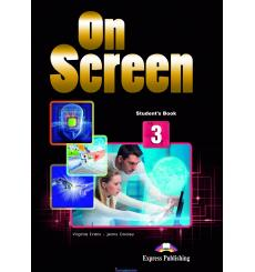 On screen 3 (B1) Student's Book + iebook
