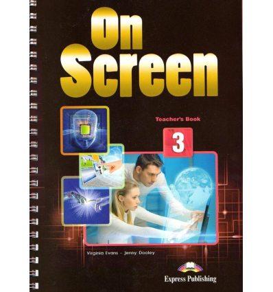 On screen 3 (B1) Teacher's Book