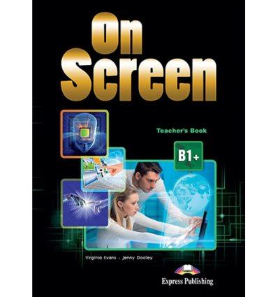 On screen B1+ Teacher's Book with Writing Book