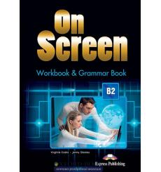 On screen B2 Workbook & Grammar Book