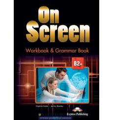 On screen B2+ Workbook & Grammar Book