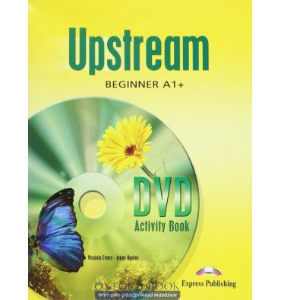 Upstream Beginner DVD Activity Book
