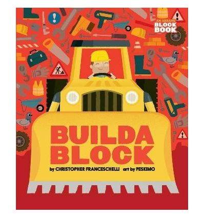 Книжка с окошками Buildablock Christopher Franceschelli, Peskimo ISBN 9781419725692