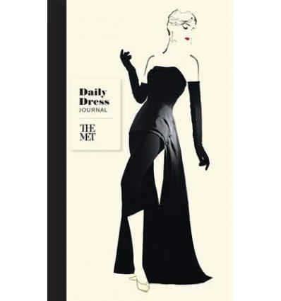 Нотатник Daily Dress Journal ISBN 9781419727658