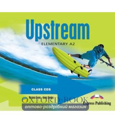 Upstream Elementary Class Audio CDs (set of 3)