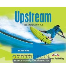 Upstream Elementary Class Audio CDs (set of 3)