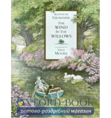 Книжка The Wind in the Willows Inga Moore, Kenneth Grahame ISBN 9780744575538
