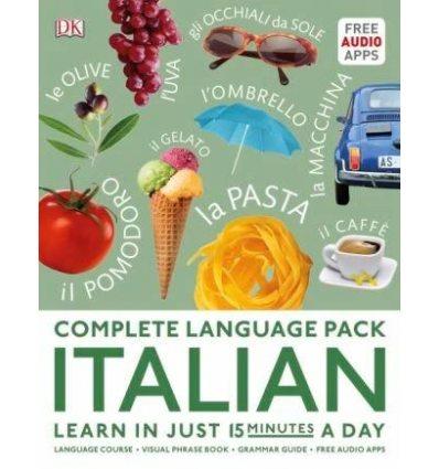 Книжка Complete Language Pack Italian ISBN 9780241379851