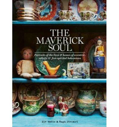 Книжка The Maverick Soul Miv Watts ISBN 9781784880439