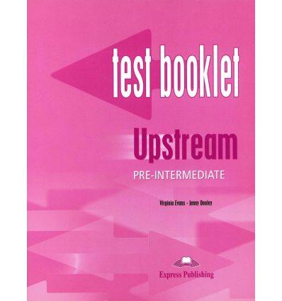 Upstream Pre-Intermediate Test Booklet