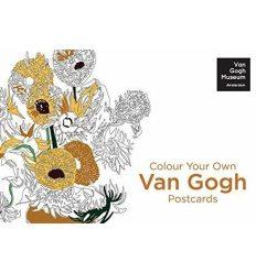 Набор открыток Colour Your Own Van Gogh Postcards