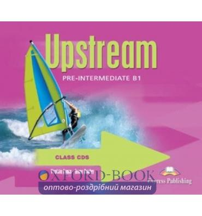 Upstream Pre-Intermediate Class Audio CDs (set of 4)