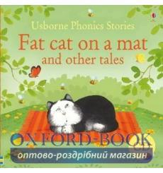 Fat Сat on a Mat and Other Tales with Audio CD Phil Roxbee Cox, Stephen Cartwright 9781409509233 купить Киев Украина