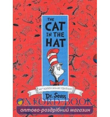 Книжка The Cat in The Hat (60th Anniversary Slipcase Edition) Dr. Seuss ISBN 9780008236182