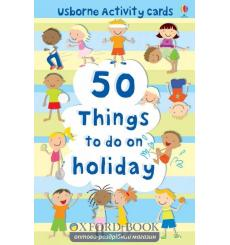 50 Things to Do on Holiday Catriona Clarke 9780746080337 купить Киев Украина
