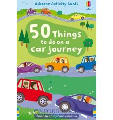 Карточки 50 Things to Do on a Car Journey Lucy Bowman, Non Figg 9781409501008 купить Киев Украина