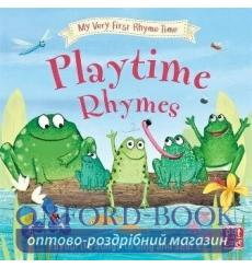 Книга My Very First Rhyme Time: Playtime Rhymes Sharon Harmer  9781526380944 купить Киев Украина
