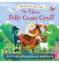 The Three Billy Goats Gruff  Richard Merritt 9781526380395 купить Киев Украина