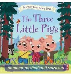 The Three Little Pigs  Kasia Nowowiejska 9781526380340 купить Киев Украина