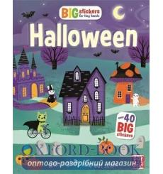 Big Stickers for Tiny Hands: Halloween Fiona Munro Kathryn Selbert 9781526380593 купить Киев Украина