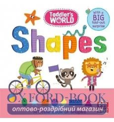 Toddlers World: Shapes Villie Karabatzia 9781526380517 купить Киев Украина
