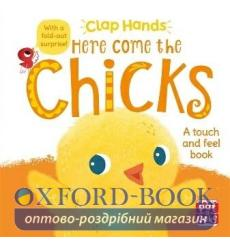 Книга Clap Hands: Here Come the Chicks  Hilli Kushnir 9781526380401 купить Киев Украина