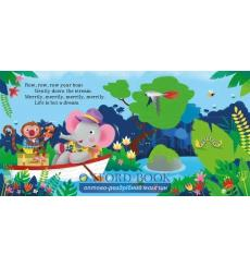 Книга Peek and Play Rhymes: Row, Row, Row Your Boat Richard Merritt 9781526380524 купить Киев Украина