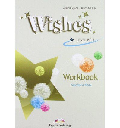 Wishes B2.1 Workbook Teacher's