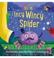 Книга Peek and Play Rhymes: Incy Wincy Spider Richard Merritt 9781526380531 купить Киев Украина