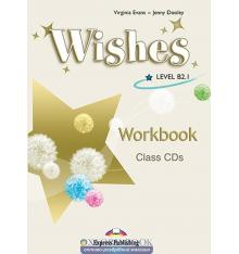 Рабочая тетрадь Wishes B2.1 Workbook Class CD (Set of 4) ISBN 9781848622234