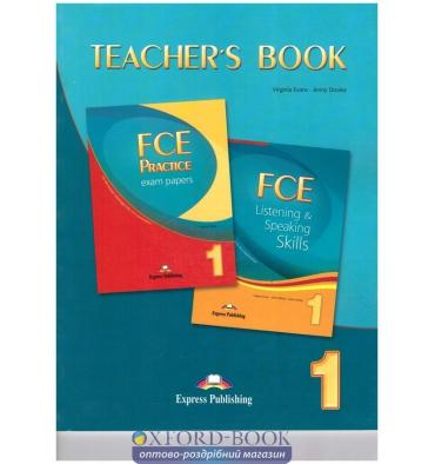 FCE Listening and Speaking Skills 1 Teacher`s book (+Practice Exam Papers)