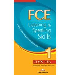 Диски для класу FCE Listening & Speaking Skills 1 Class Audio CDs